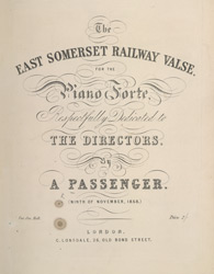 The East Somerset Railway Valse part 01